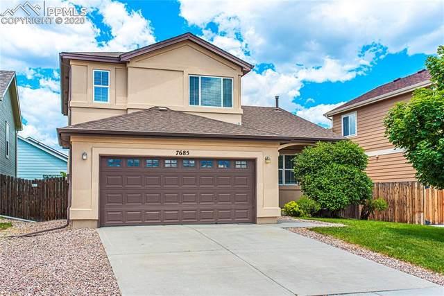 7685 Steward Lane, Colorado Springs, CO 80922 (#4365657) :: The Kibler Group
