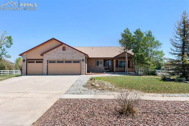7711 Mclaughlin Drive, Peyton, CO 80831 (#4366852) :: The Kibler Group