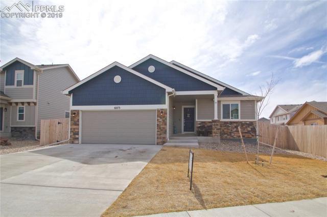 6273 Decker Drive, Colorado Springs, CO 80925 (#4367213) :: CENTURY 21 Curbow Realty