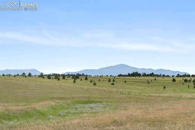 0 Sundance Ranch Lane, Colorado Springs, CO 80908 (#4367322) :: Action Team Realty