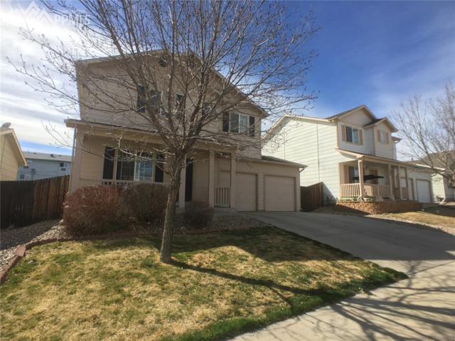 310 Audubon Drive, Colorado Springs, CO 80910 (#4371377) :: 8z Real Estate