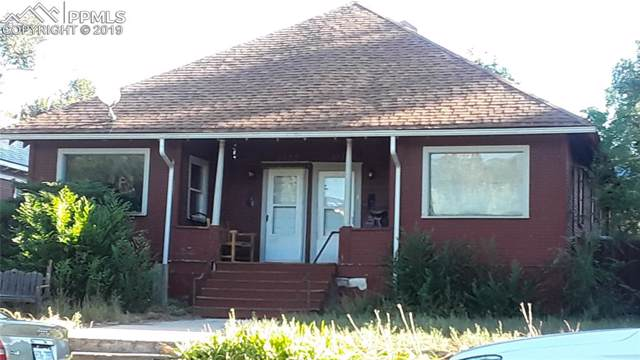 1318-1320 W Kiowa Street, Colorado Springs, CO 80904 (#4372710) :: The Treasure Davis Team