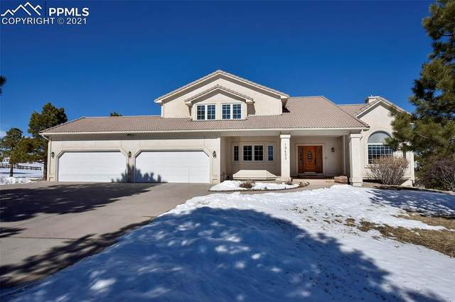 19450 Kershaw Court, Monument, CO 80132 (#4373741) :: The Dixon Group