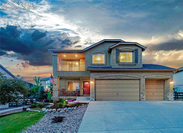 168 Walters Creek Drive, Monument, CO 80132 (#4374233) :: Tommy Daly Home Team