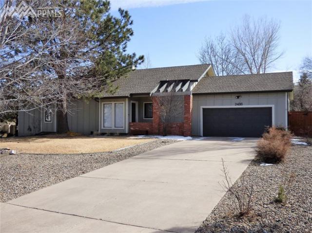 2435 Ramsgate Terrace, Colorado Springs, CO 80919 (#4376795) :: The Treasure Davis Team