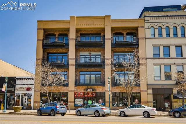 101 N Tejon Street #280, Colorado Springs, CO 80903 (#4377138) :: The Gold Medal Team with RE/MAX Properties, Inc