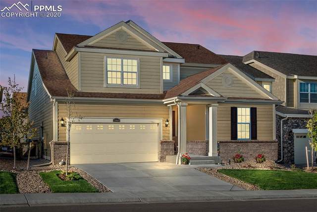 22868 E Saratoga Place, Aurora, CO 80015 (#4385598) :: 8z Real Estate