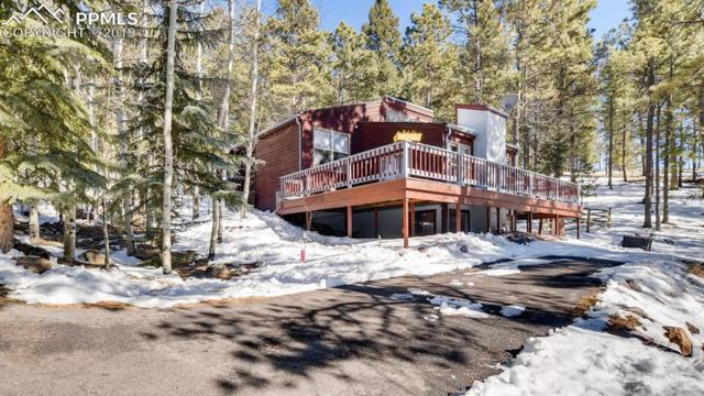 1033 Kings Crown Road, Woodland Park, CO 80863 (#4385982) :: Colorado Home Finder Realty