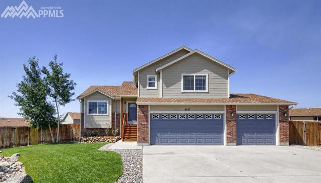 8427 Crossfire Court, Colorado Springs, CO 80925 (#4387732) :: Fisk Team, RE/MAX Properties, Inc.