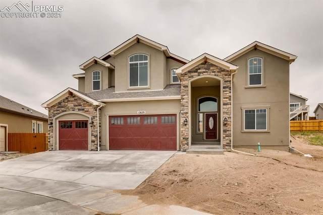 5665 Makalu Drive, Colorado Springs, CO 80924 (#4389383) :: Hudson Stonegate Team