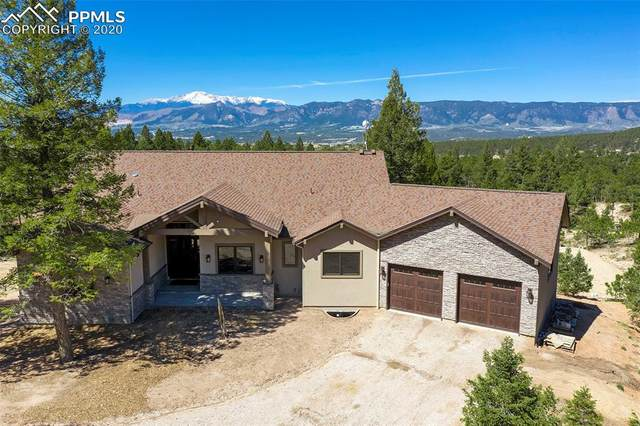 15030 Roller Coaster Road, Colorado Springs, CO 80921 (#4389661) :: The Daniels Team