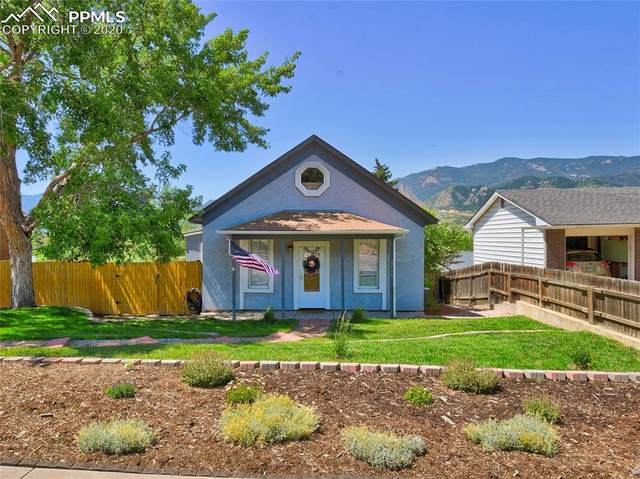 2211 W St Vrain Street, Colorado Springs, CO 80904 (#4391880) :: Finch & Gable Real Estate Co.