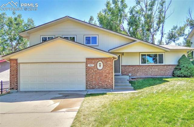 5465 S Buckskin Pass Drive, Colorado Springs, CO 80917 (#4392866) :: CC Signature Group