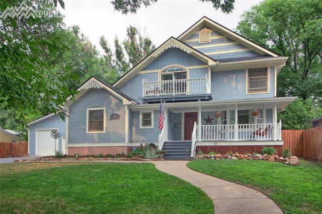425 N El Paso Street, Colorado Springs, CO 80903 (#4393746) :: The Peak Properties Group