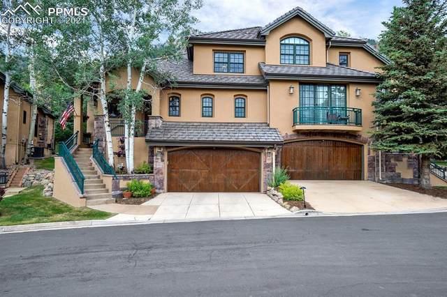 1265 Log Hollow Point, Colorado Springs, CO 80906 (#4393836) :: Finch & Gable Real Estate Co.