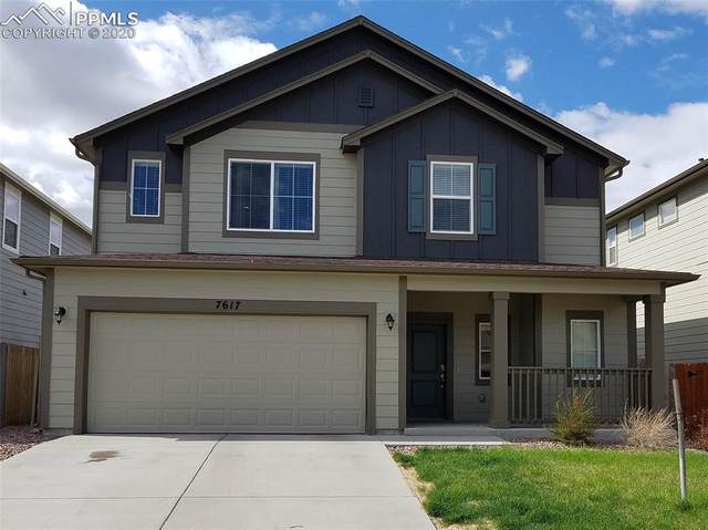 7617 N Sioux Circle, Colorado Springs, CO 80915 (#4394583) :: The Treasure Davis Team