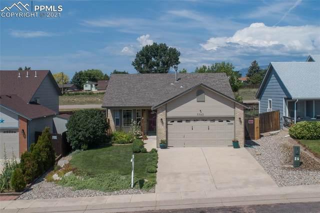 7320 Coral Ridge Drive, Colorado Springs, CO 80925 (#4395372) :: Re/Max Structure