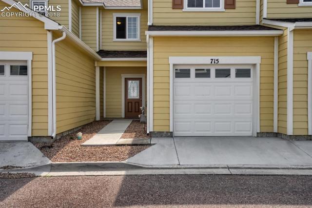 715 Hailey Glenn Drive, Colorado Springs, CO 80916 (#4396432) :: Harling Real Estate