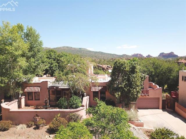 328 Rockledge Lane, Manitou Springs, CO 80829 (#4396576) :: The Treasure Davis Team