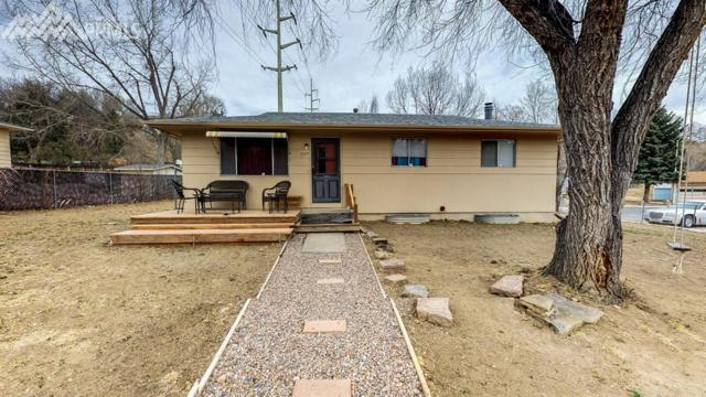 1325 N 25Th Street, Colorado Springs, CO 80904 (#4397549) :: The Hunstiger Team