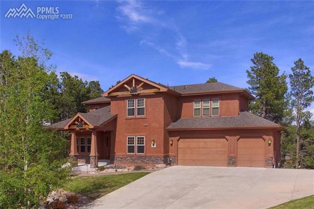 1183 Greenland Forest Drive, Monument, CO 80132 (#4397572) :: 8z Real Estate