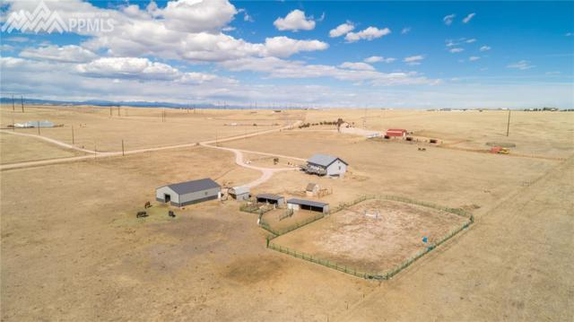 22600 County 5 Road, Elbert, CO 80106 (#4397746) :: RE/MAX Advantage