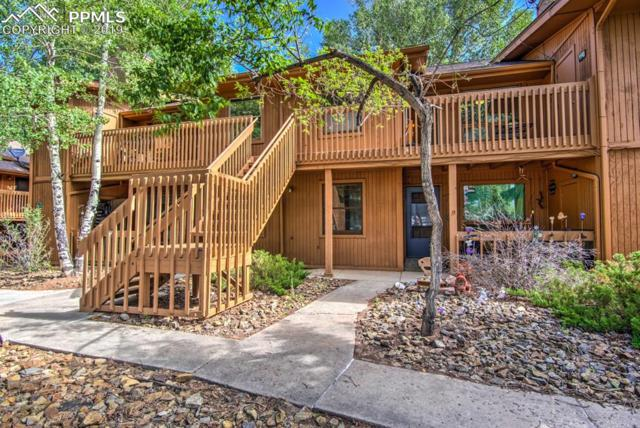401 Forest Edge Road B-10, Woodland Park, CO 80863 (#4397955) :: The Daniels Team