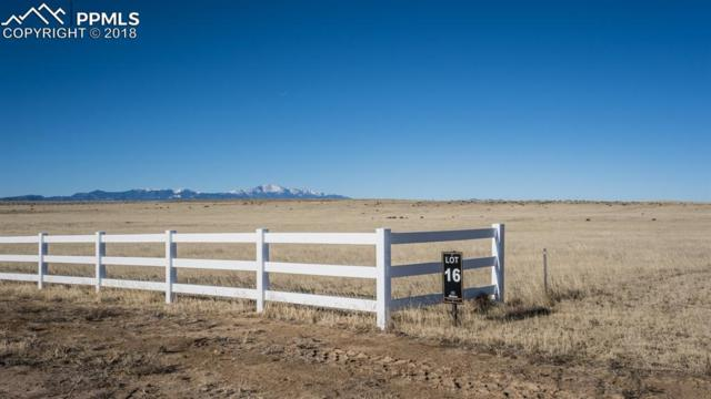 18790 Good Life View, Calhan, CO 80808 (#4398059) :: The Hunstiger Team