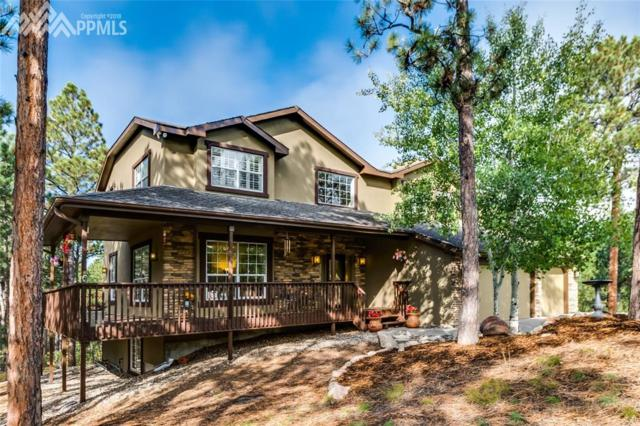 17470 Sierra Way, Monument, CO 80132 (#4399041) :: Action Team Realty