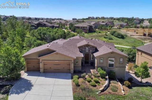 12294 Woodmont Drive, Colorado Springs, CO 80921 (#4400816) :: The Treasure Davis Team