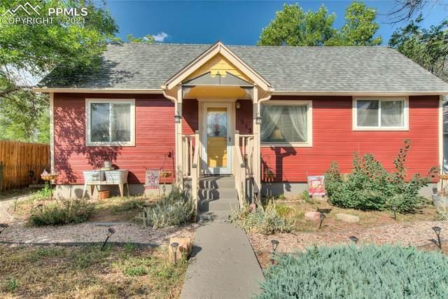 1512 W Vermijo Avenue, Colorado Springs, CO 80904 (#4400860) :: Simental Homes   The Cutting Edge, Realtors