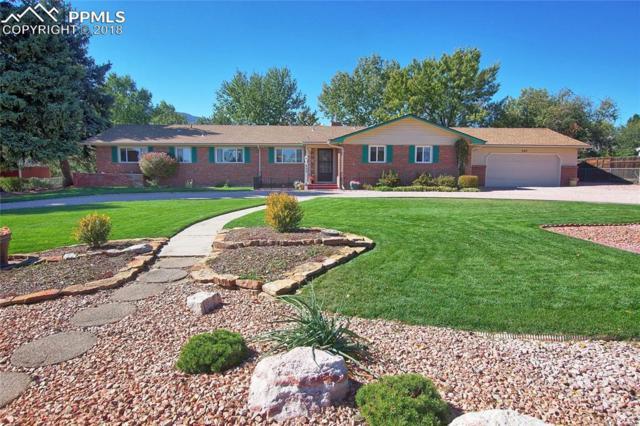 240 Crestridge Avenue, Colorado Springs, CO 80906 (#4401276) :: 8z Real Estate