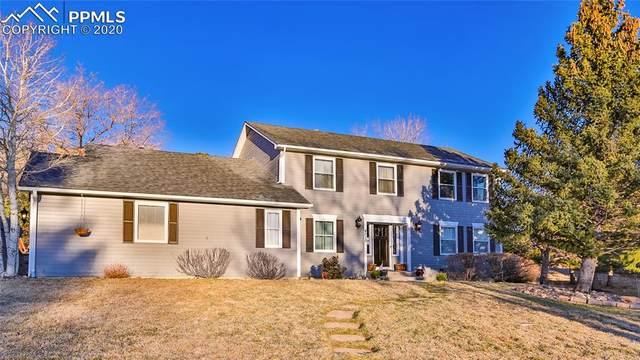 4010 Regency Drive, Colorado Springs, CO 80906 (#4401902) :: Venterra Real Estate LLC