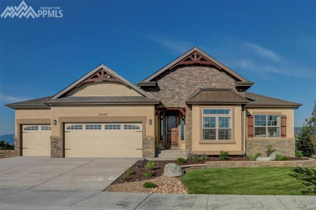 12598 Chianti Court, Colorado Springs, CO 80921 (#4403176) :: The Hunstiger Team