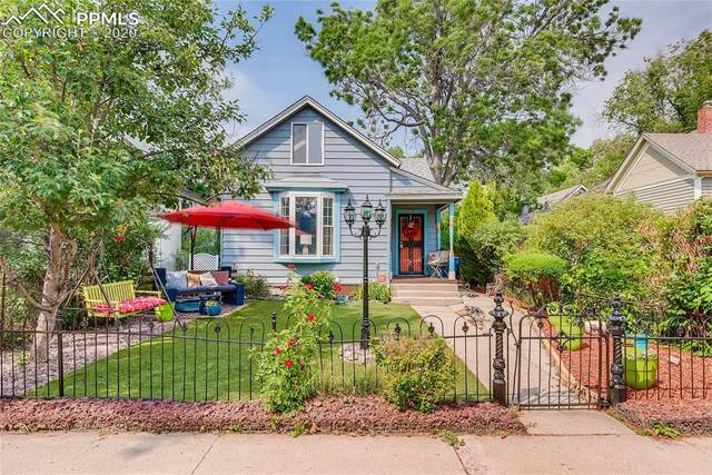 2330 W Kiowa Street, Colorado Springs, CO 80904 (#4406392) :: Venterra Real Estate LLC