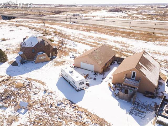 1615 Capri Circle, Pueblo West, CO 81007 (#4407359) :: The Dixon Group