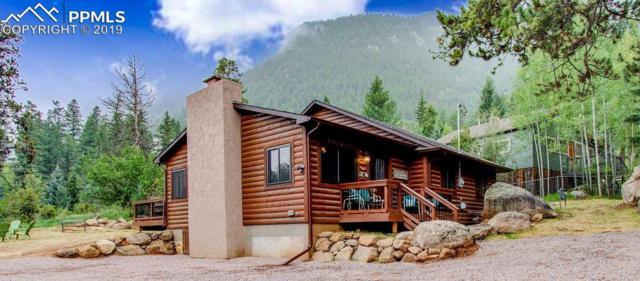 6803 Hotel Street, Green Mountain Falls, CO 80818 (#4409227) :: The Kibler Group
