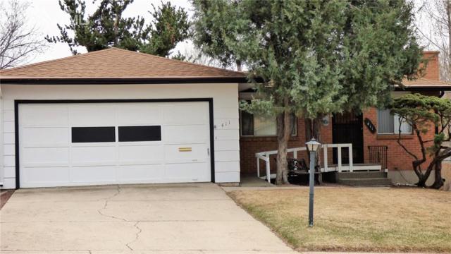 411 Redwood Drive, Colorado Springs, CO 80907 (#4409267) :: RE/MAX Advantage
