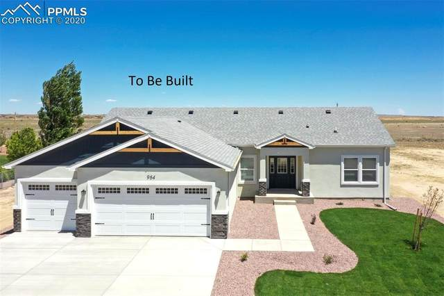 1408 N Chuckwagon Lane, Pueblo West, CO 81007 (#4413194) :: The Kibler Group