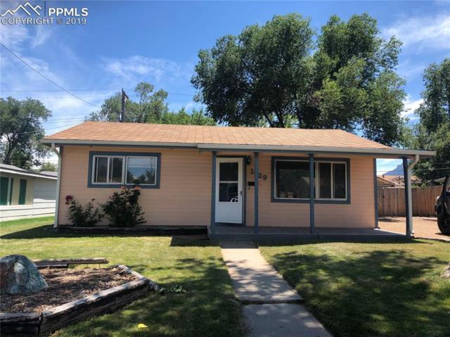 1129 Montrose Avenue, Colorado Springs, CO 80905 (#4413832) :: Fisk Team, RE/MAX Properties, Inc.