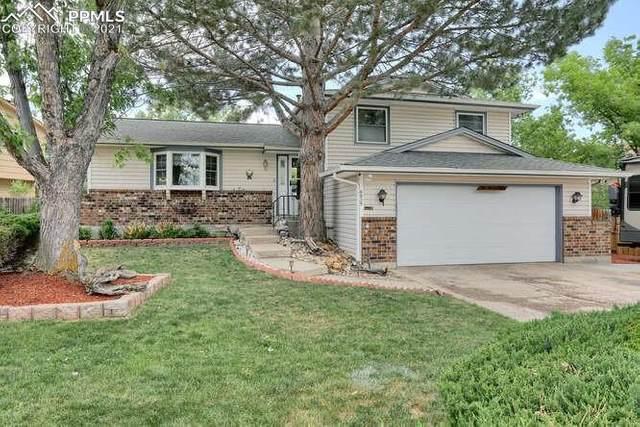 6925 Snowbird Drive, Colorado Springs, CO 80918 (#4415177) :: The Kibler Group
