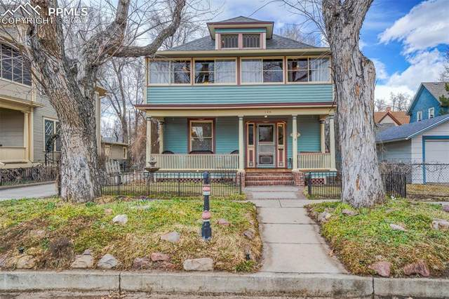 124 E Espanola Street, Colorado Springs, CO 80907 (#4418145) :: Re/Max Structure