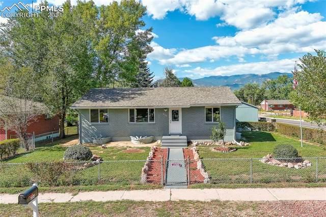 604 Placid Road, Colorado Springs, CO 80910 (#4418836) :: Venterra Real Estate LLC