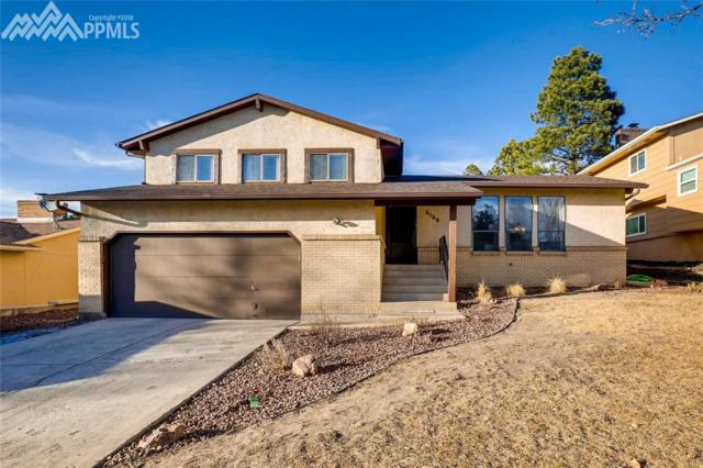 6160 Little Johnny Drive, Colorado Springs, CO 80918 (#4423766) :: The Hunstiger Team