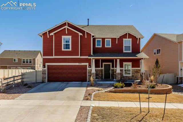8481 Dry Needle Place, Colorado Springs, CO 80908 (#4424444) :: Relevate Homes | Colorado Springs