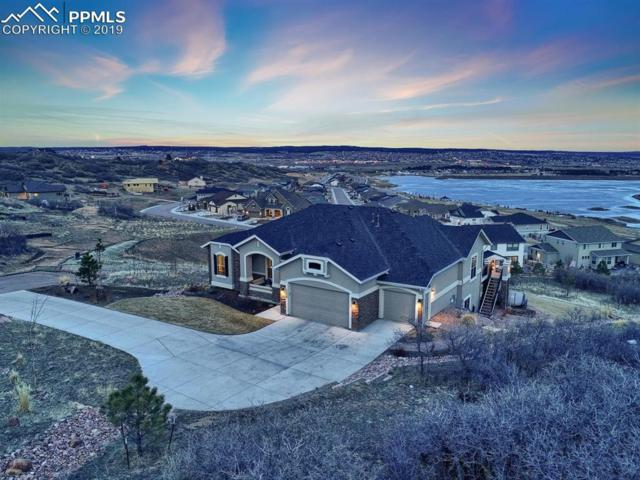 3356 Mesa Top Drive, Monument, CO 80132 (#4425262) :: Harling Real Estate