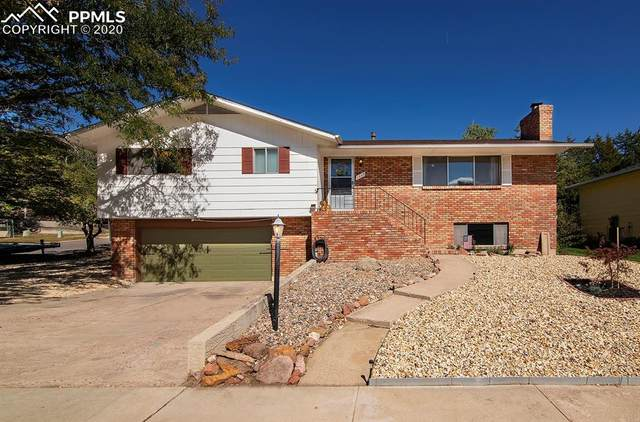 1239 Martin Drive, Colorado Springs, CO 80915 (#4428299) :: The Treasure Davis Team