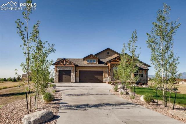 7115 Lakenheath Lane, Colorado Springs, CO 80908 (#4428400) :: The Hunstiger Team