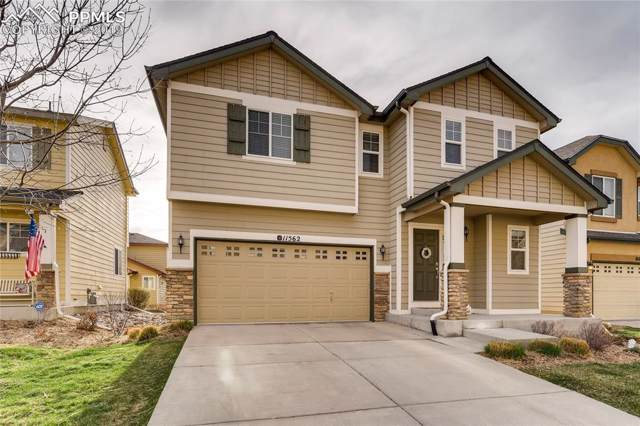 11562 Mountain Turtle Drive, Colorado Springs, CO 80921 (#4432865) :: The Daniels Team