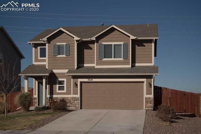 3514 Saguaro Circle, Colorado Springs, CO 80925 (#4433027) :: 8z Real Estate